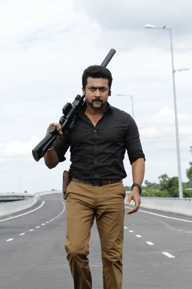 Suriya photos from Singam 3 movie-HQ-Photo-15