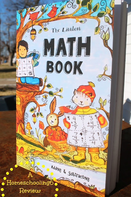 The Littlest Math Book a Homeschooling6 Review