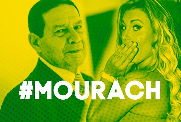 Mourão Urach ou a Arte de ser vice e ofuscar o titular #MOURACH