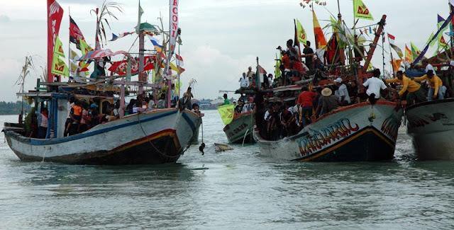 Tradisi Upacara Nyadran Kabupaten Batang