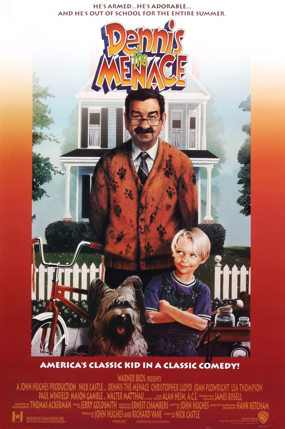 Dennis The Menace (1993) ταινιες online seires oipeirates greek subs