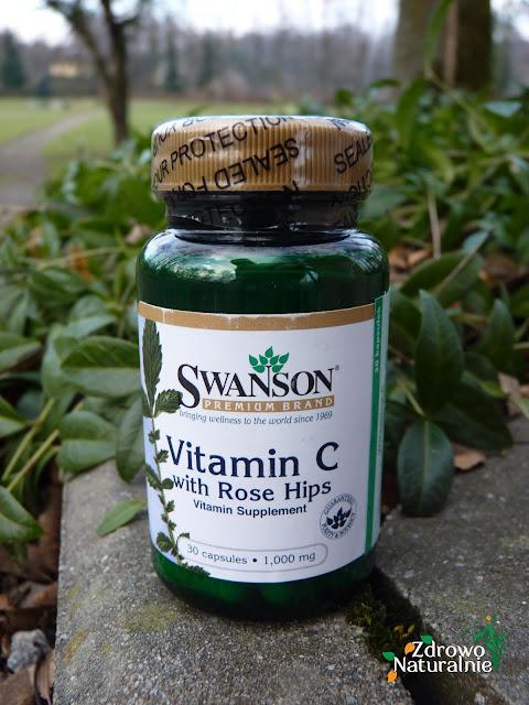 Herba Farm - SWANSON - Witamina C 1000 z dziką różą
