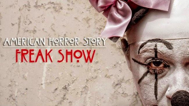 american horror story freak show, migliori serie tv, serie tv preferite