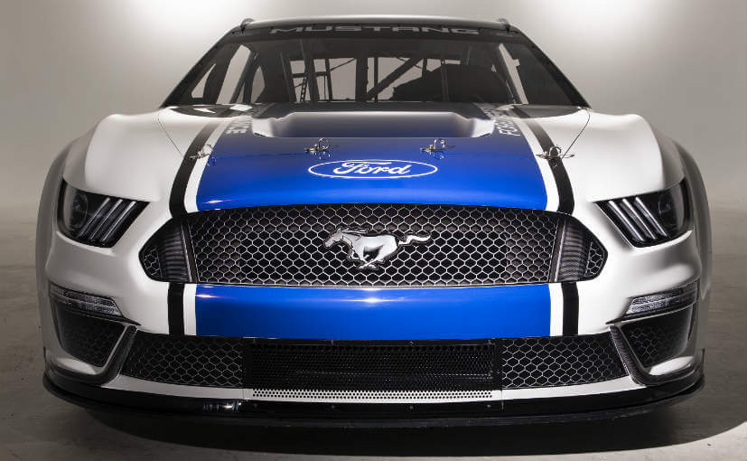 Ford Reveals 2019 Ford Mustang NASCAR Cup Car