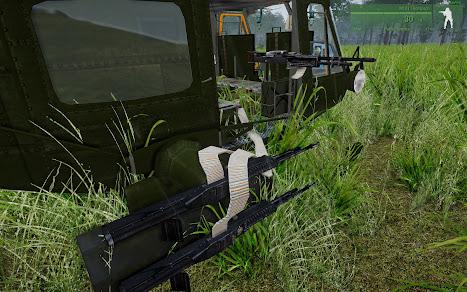 Arma3用Unsungベトナム戦争MODの武装