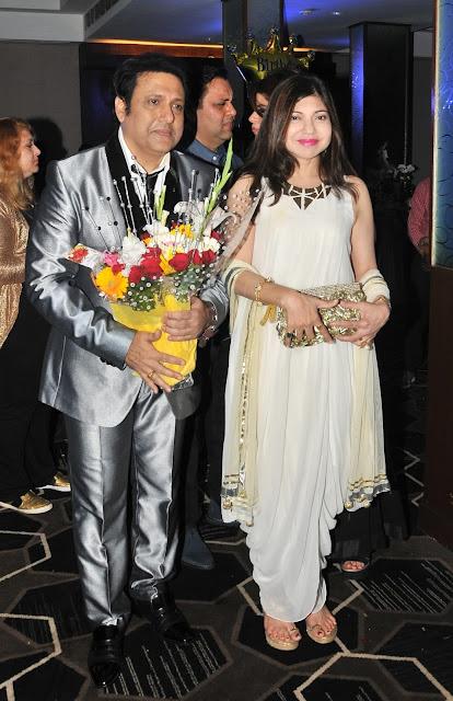 16. Govinda with Alka Yagnik