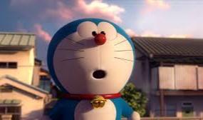 gambar Doraemon lucu 3D