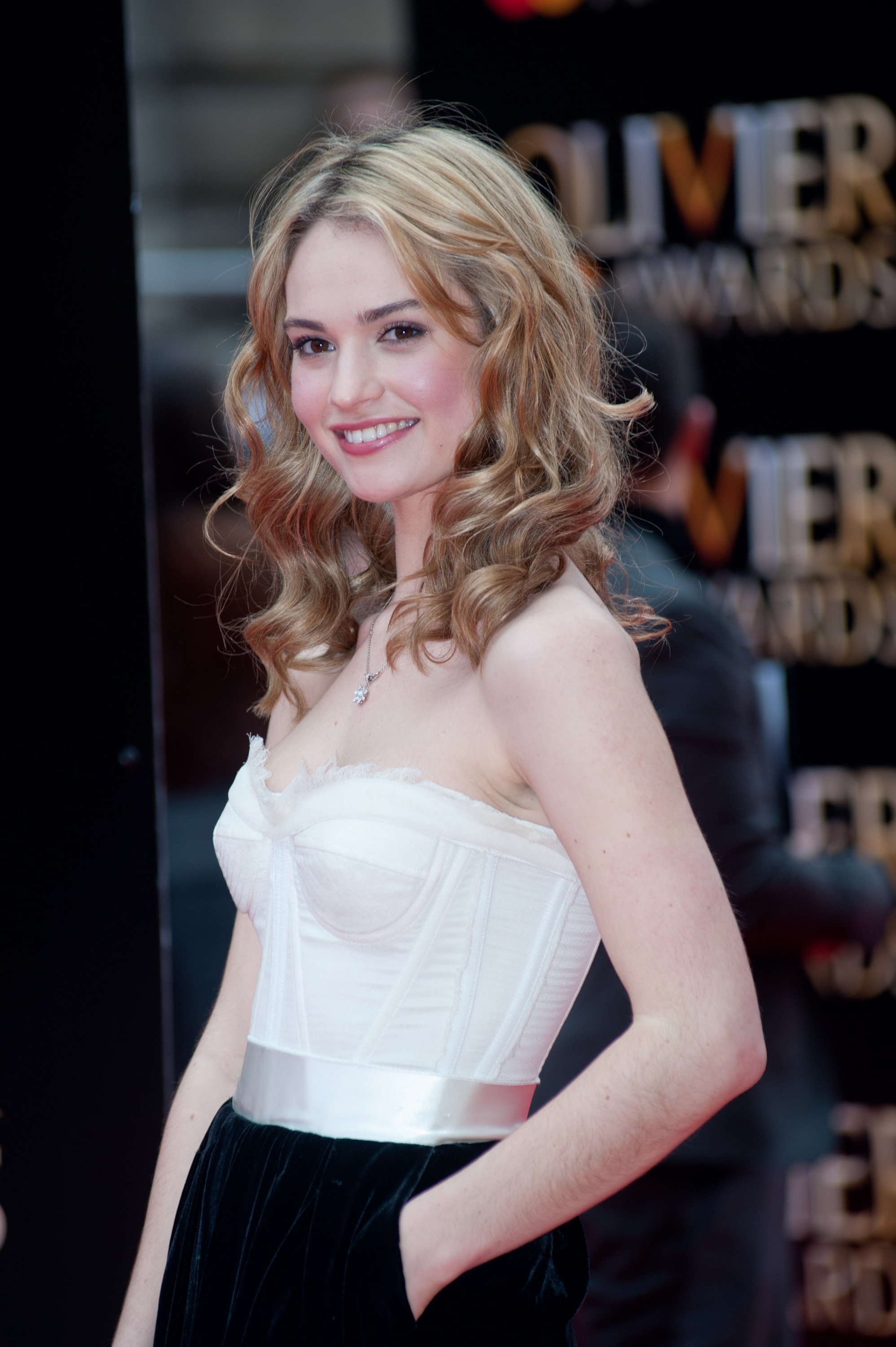 Lily James Pictures Gallery 16  Film Actresses-1263