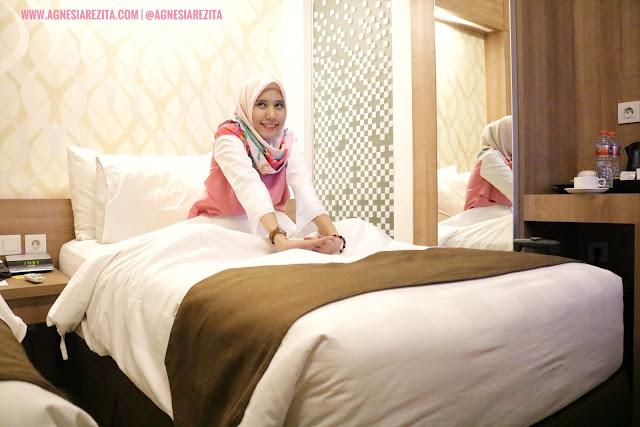 Bermalam di GP Mega Kuningan Hotel Jakarta