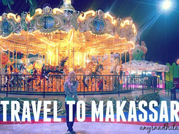 Travel Bajet dan Tips: Makassar Indonesia Part 1