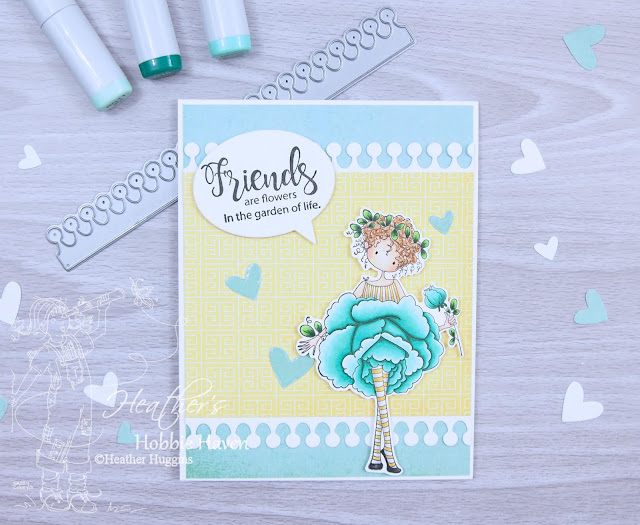 Heather's Hobbie Haven - Rose Card Kit
