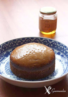 Devonshire Honey Cake Recipe