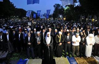 Άλλο ένα περιστατικό πρόκλησης από Τούρκους σημειώθηκε στην Αγιά Σοφιά στην Κωνσταντινούπολη