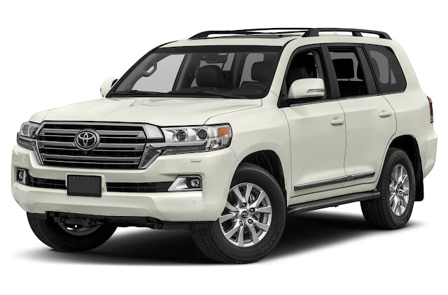 List of Toyota Land Cruiser Types Price List Philippines