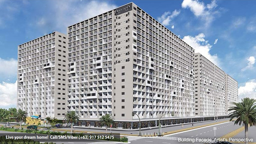 SMDC Shore Residences - 1 Bedroom | Condominium for Sale SM Mall of Asia Pasay