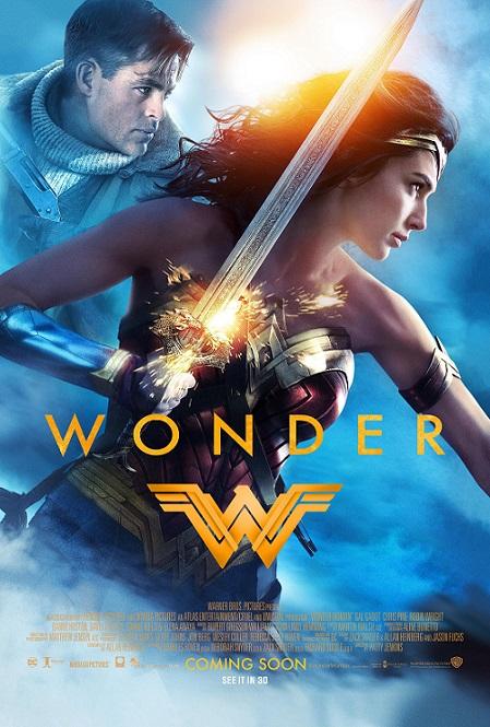 Wonder Woman (Mujer Maravilla) (2017) 720p y 1080p WEBRip mkv Dual Audio AC3 5.1 ch