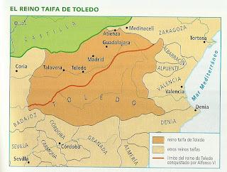 Resultado de imagen de Toledo, en la época de la Frontera