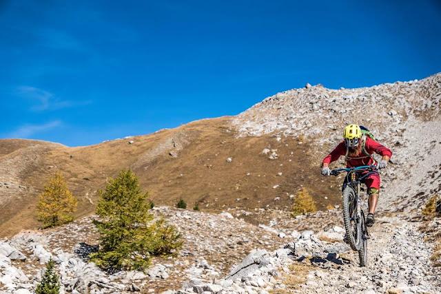 Biketouren mit GPS Track MTB