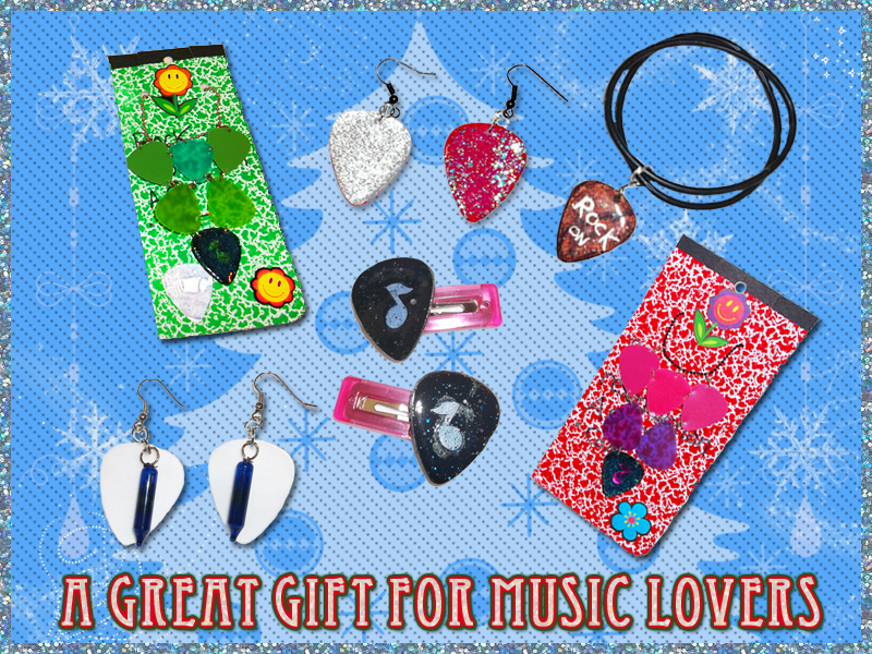 A great gift for music lovers!