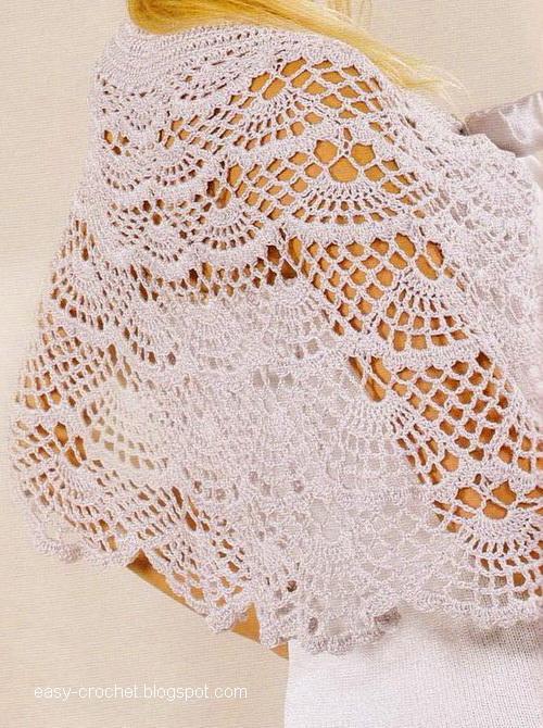 Crochet-Cape #crochetcape