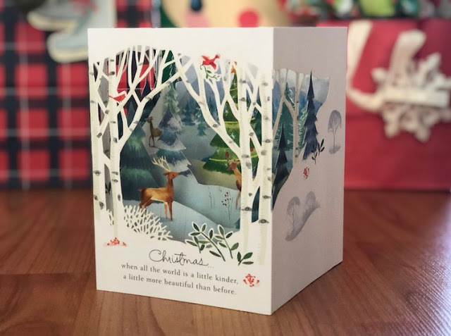 Hallmark Canada Paper Wonder 3D Pop-Up Greeting Cards #LoveHallmarkCA
