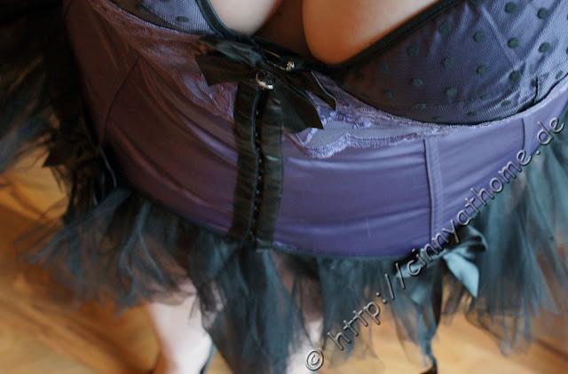 Coquette Lilac & Lace 1195