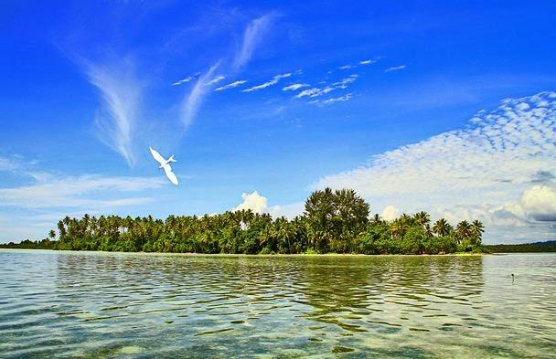 Pulau Dua atau  Pulau Burung