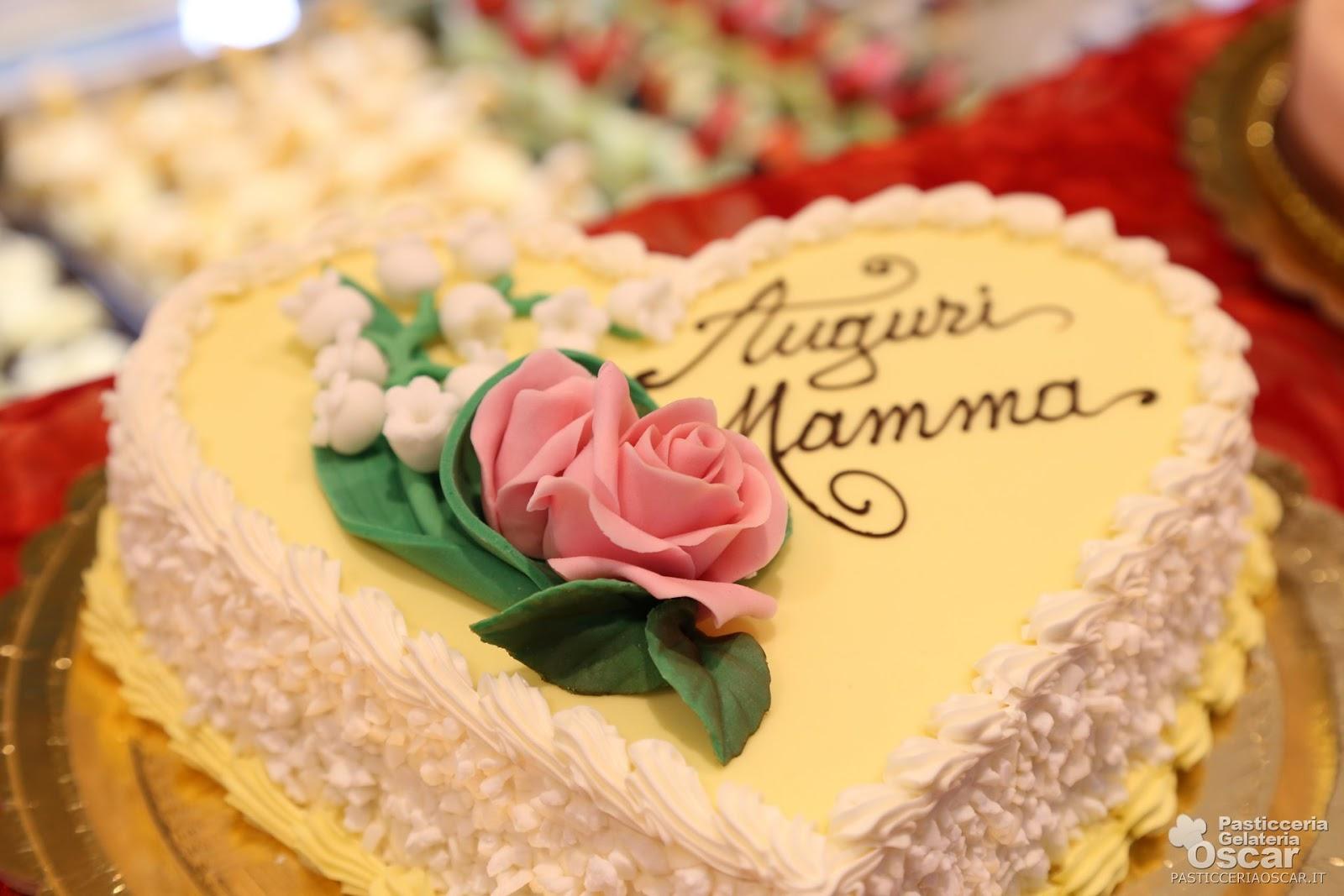 Popolare Pasticceria Bergamo Oscar Blog: Festa della Mamma JL08
