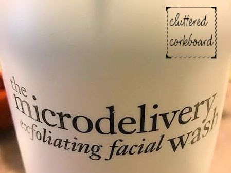 Favorite Exfoliating Facial Wash