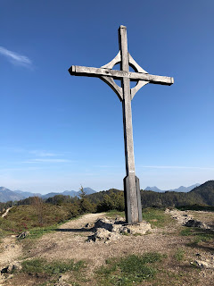Gipfelkreuz Walleralm