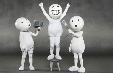 Vodafone Zoozoos Mascot