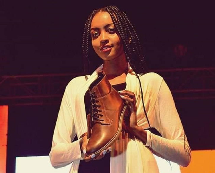 Cyprian Kavita Kiswili - UoN student wins the global shoe design competition