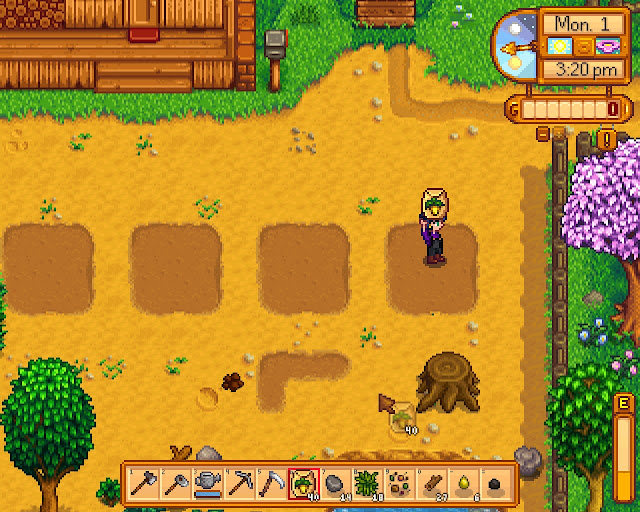 how to get seeds from parsnips stardew valley