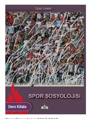 Spor Sosyolojisi Meb Yayınları Ders Kitabı Cevapları