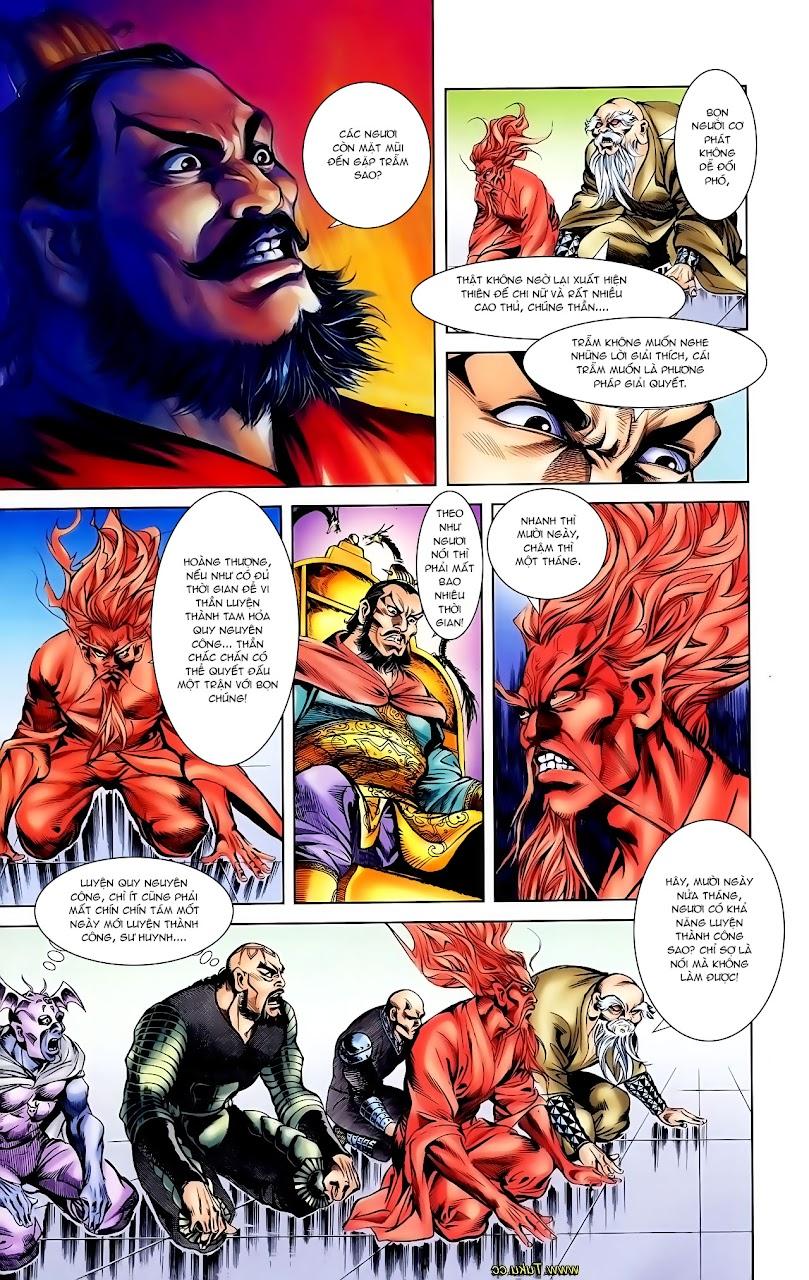 Cơ Phát Khai Chu Bản chapter 112 trang 16