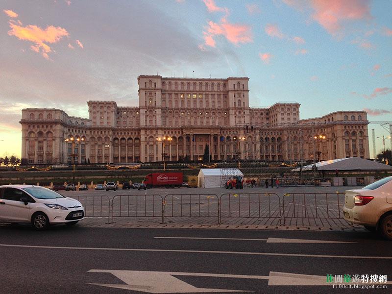 [羅馬尼亞.布加勒斯特] 羅馬尼亞人民宮:世界最大國會建築 也是世界第二大建築物