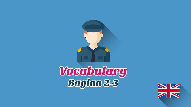 Kosakata Bahasa Inggris Profesi atau Pekerjaan Disertai Gambar, Audio Dan Pronunciation (Bagian 2-3)