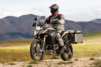 BMW F 800 GS Adventure (2013) Front Side 3