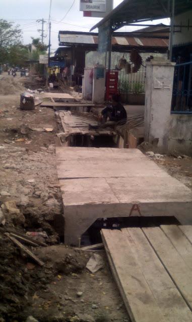 Dinas PU Medan Asal Peilih Rekanan, Bangun Jembatan di Marelan Pakai Besi Bekas