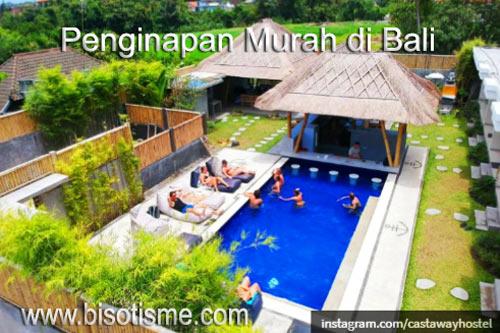 Castaway Hostel Cangu Bali Penginapan Murah