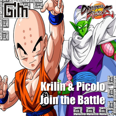 Krillin And Piccolo Join the Battle