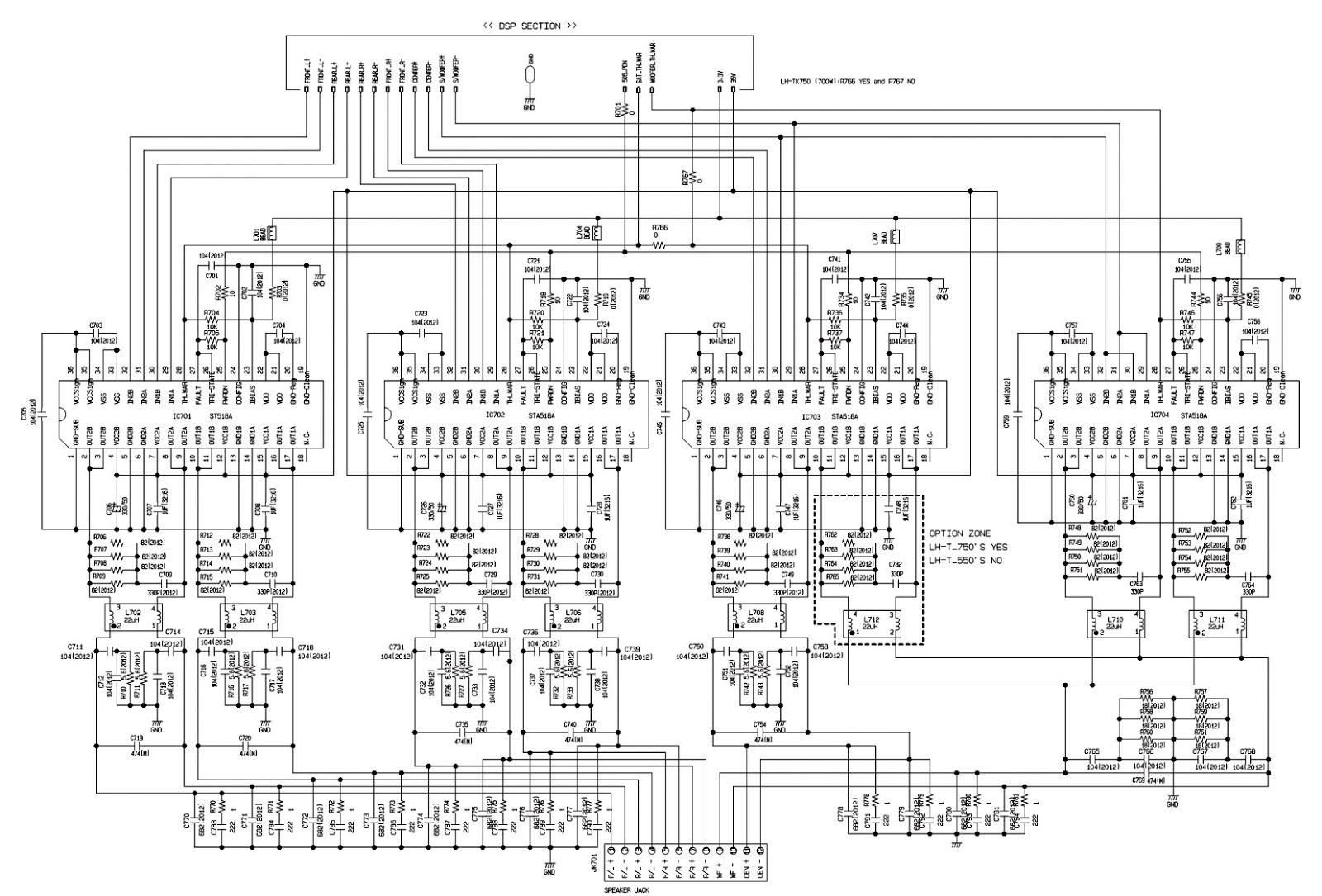 Servo Amplifier Schematic Diagram Digital Amplifier