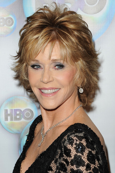 Celebrity Hairstyle Ideas For Women Jane Fonda Hairstyle