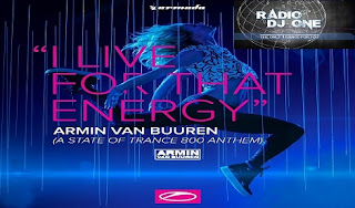 New jingles in trance with ASOT 800 Pre-Party Armada to the best radio online!