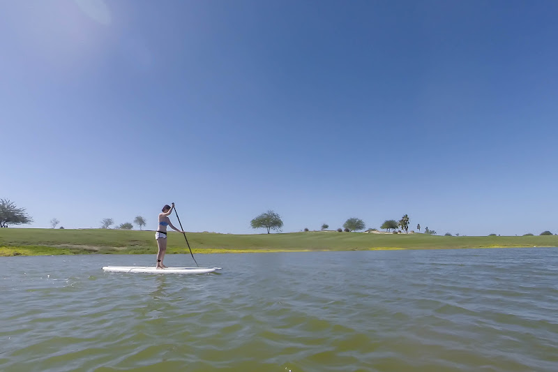 Paddleboarding Things to Do in Puerto Peñasco