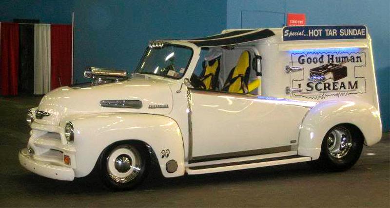 Vintage Ice Cream Trucks Vintage Everyday