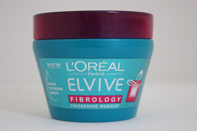 L'Oreal Elvive Fibrology Thickening Masque review