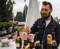 Евгений Сеган, бренд-амбассадор Inkeran на VII Kyiv Food&Wine Festival, Национальный Экспоцентр Украины (ВДНХ), Киев, 02.10.2016