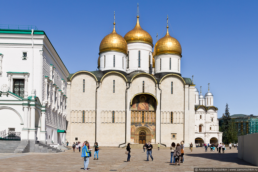 Успенский собор | The Assumption Cathedral