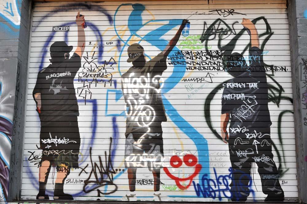 Toronto Grand Prix Tourist A Toronto Blog Graffiti Doorways A